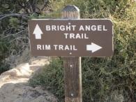 I chose the Rim Trail